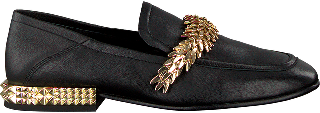 Zwarte ASH Loafers EDGY - large