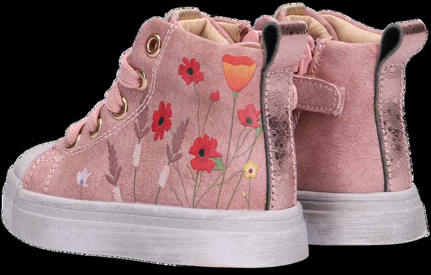 Roze SHOESME Hoge sneaker SH21W020  - larger