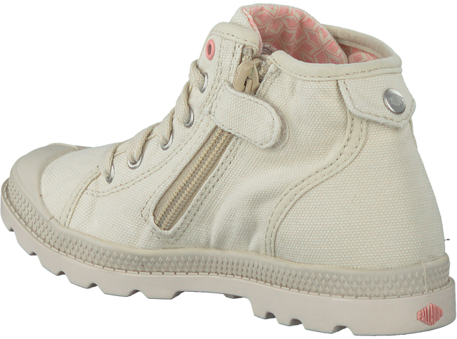 Witte PALLADIUM Enkelboots PALLABROUSE MID Z LP  - large