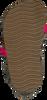 Gouden SHOESME Sandalen BI8S088 - small