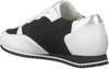 Zwarte HASSIA Sneakers 1624 - small