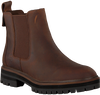 Bruine TIMBERLAND Chelsea boots LONDON SQUARE CHELSEA  - small