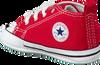 Rode CONVERSE Babyschoenen FIRST STAR  - small