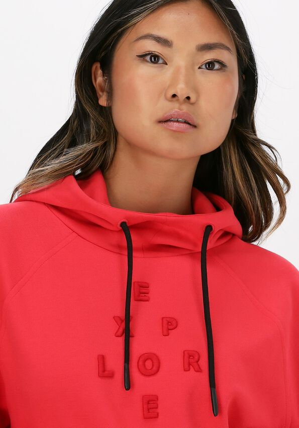 Rode NATIONAL GEOGRAPHIC Sweater CROPPED HOODY  - larger