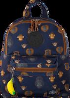 Blauwe SHOESME Rugtas BAG9A039  - medium