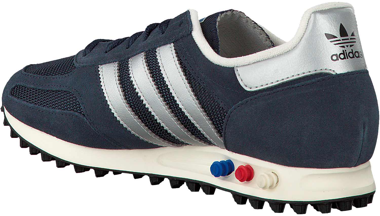 buy popular 4037b 0ffd9 Blauwe ADIDAS Sneakers LA TRAINER OG HEREN - large. Next