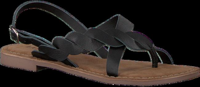 Zwarte LAZAMANI Sandalen 75.630  - large