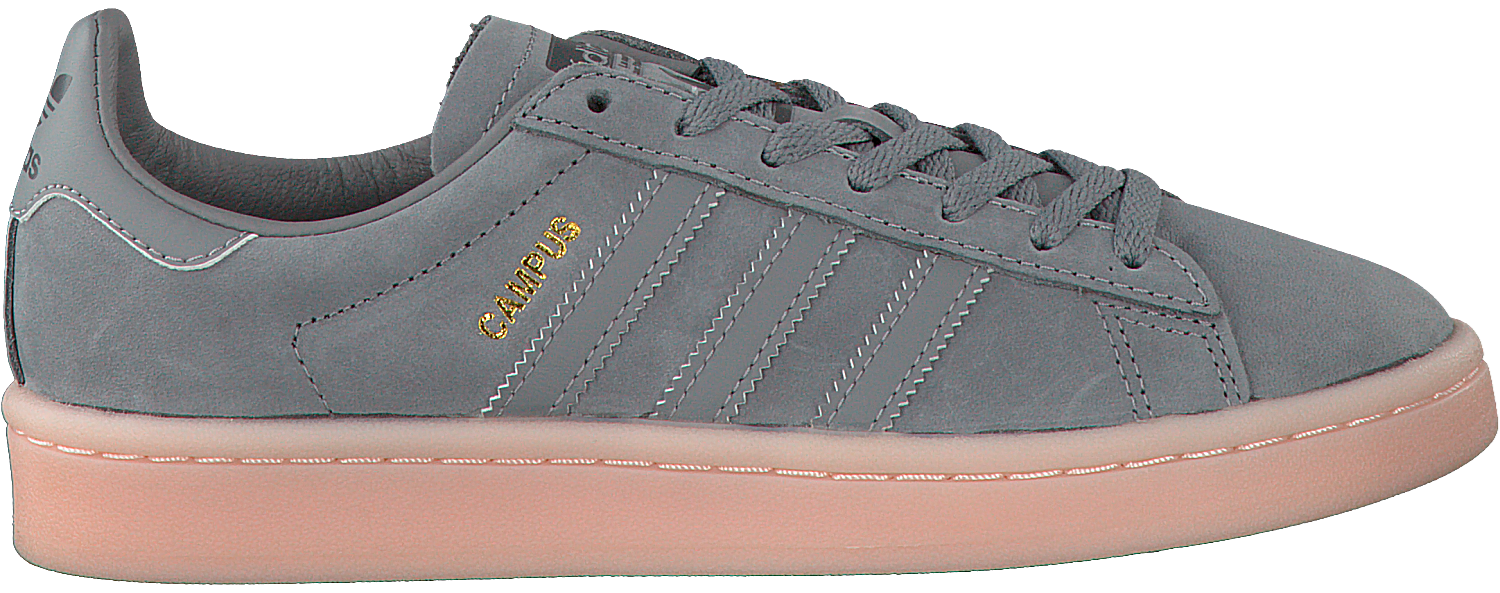 ea8e773e9ff Grijze ADIDAS Sneakers CAMPUS DAMES - large. Next
