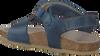 Blauwe RED-RAG Sandalen 19043  - small