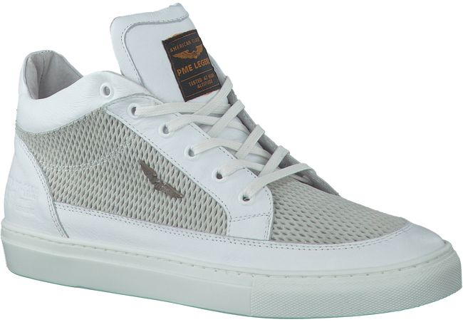 Witte PME Sneakers CUTTER  - large