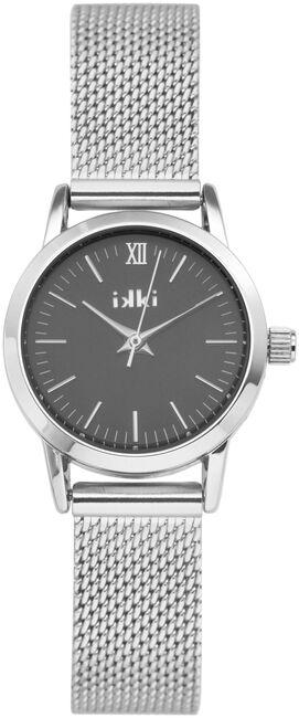 Zilveren IKKI Horloge ZIA - large