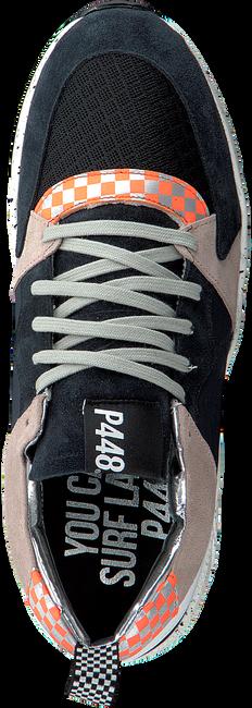 Blauwe P448 Sneakers ALEX  - large