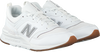 Witte NEW BALANCE Sneakers PR997 M  - small