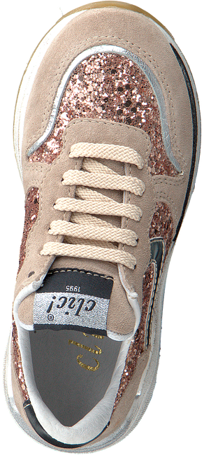 Roze CLIC! Lage sneakers CL-20101  - large