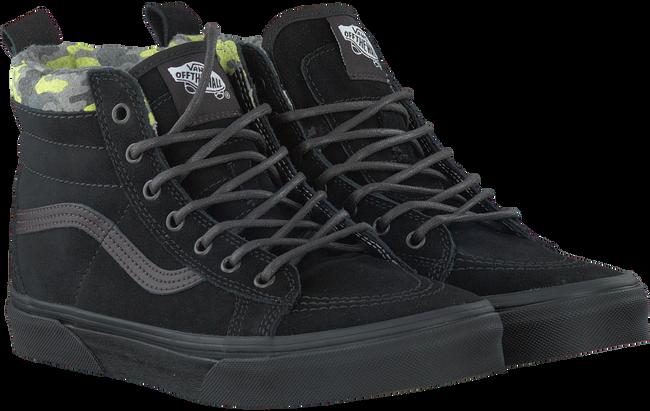 Zwarte VANS Sneakers UY SK8-HI KIDS  - large