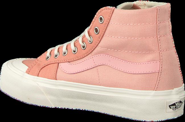 Roze VANS Sneakers SK8-HI 138 SF WMN - large