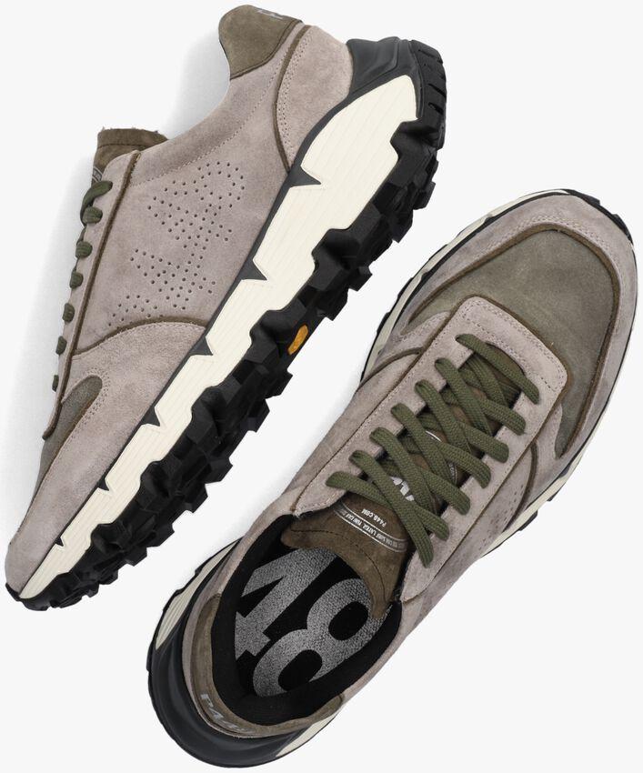 Beige P448 Lage sneakers JACKSON  - larger