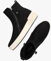 Zwarte GABOR Hoge sneaker 482  - medium