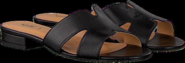 Zwarte NOTRE-V Slippers 2213  - large
