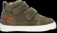 Groene TON & TON Hoge sneaker STEYN  - medium