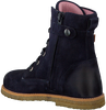 Blauwe BO-BELL Veterboots FUDGE  - small