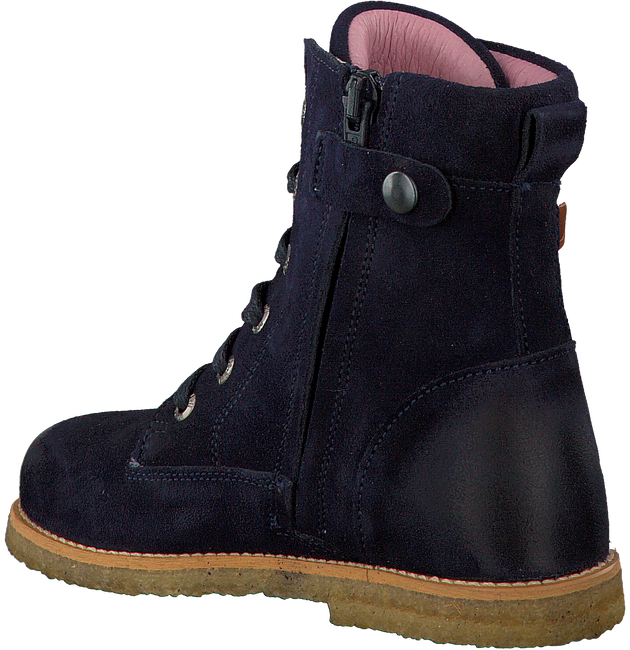 Blauwe BO-BELL Veterboots FUDGE  - large