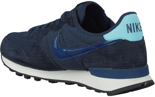 Blauwe NIKE Sneakers INTERNATIONALIST WMNS  - large