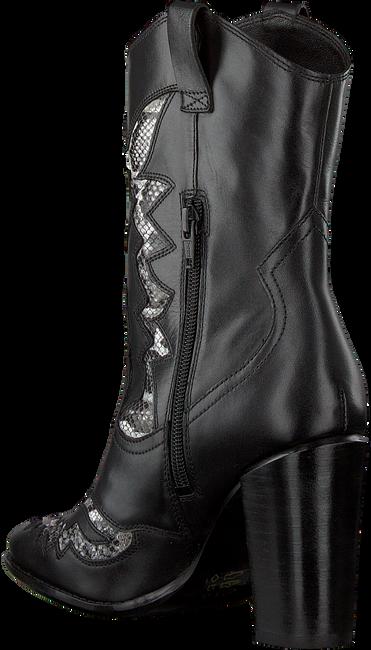 Zwarte BRONX Cowboylaarzen 34106 - large