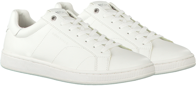 Witte BJORN BORG Sneakers LOW CLS  - large