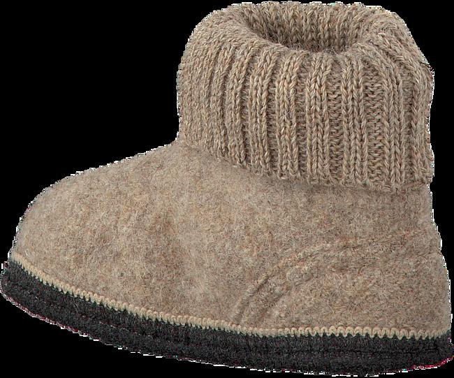 Beige BERGSTEIN Pantoffels COZY - large