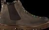 Grijze BRAEND Chelsea boots 24627  - small