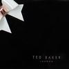 Zwarte TED BAKER Toilettas ALLEY - small