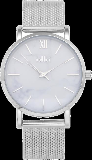 Zilveren IKKI Horloge VESTA - large