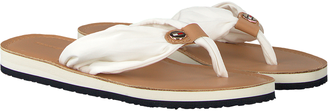 Witte TOMMY HILFIGER Slippers BEACH SANDAL - large