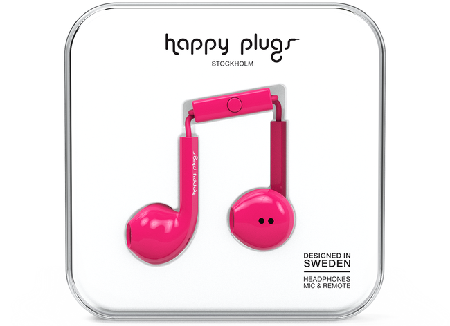 HAPPY PLUGS OVERIG EARBUD - large