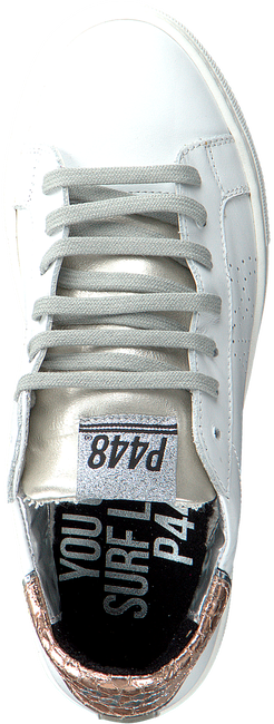 Witte P448 Sneakers E8THEAOMODA - large