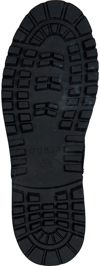 Zwarte GUESS Veterboots ORANA  - larger