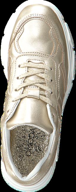 Gouden OMODA Lage sneakers KADY FAT - large