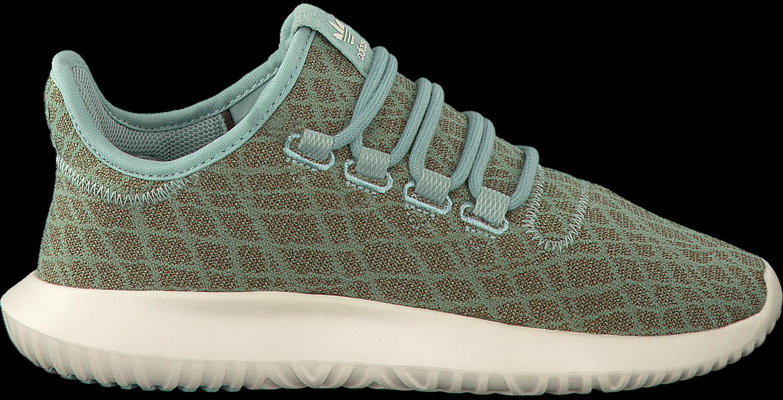 Groene ADIDAS Sneakers TUBULAR SHADOW DAMES