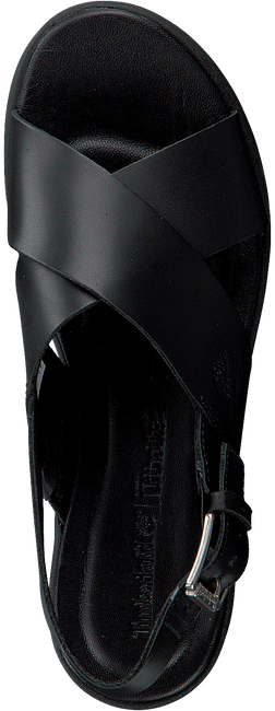 Zwarte TIMBERLAND Sandalen LOS ANGELES WIND SLI - large