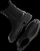 Zwarte BILLI BI Enkellaarsjes 1475  - medium