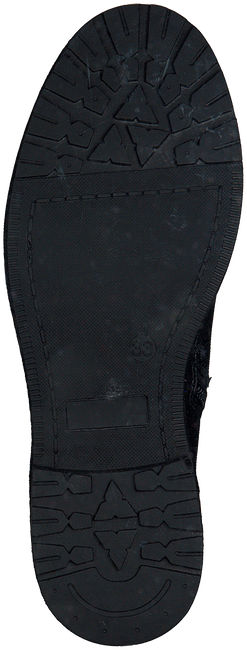 Zwarte APPLES & PEARS Biker boots GIACINTA  - large