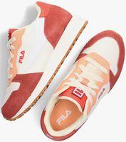 Witte FILA Lage sneakers RETROQUE JR  - medium