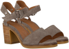 Taupe SHABBIES Sandalen 163020050  - small