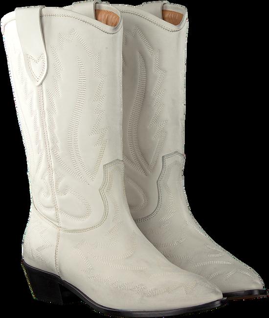 Witte TORAL Hoge laarzen 12527  - large