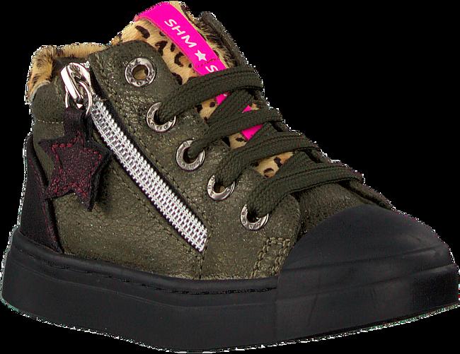 Groene SHOESME Sneakers SH9W022  - large