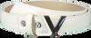 Witte VALENTINO HANDBAGS Riem 43104 DIVINA BELT  - small