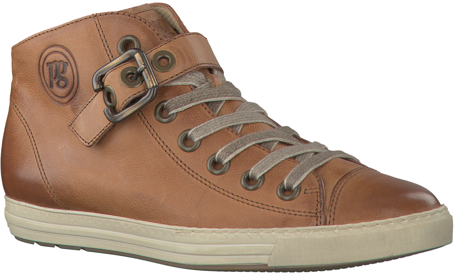 Cognac Green Sneakers Paul Omoda 1157 nl FFr7wqx