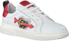 Witte CLIC! Sneakers 9747 - small