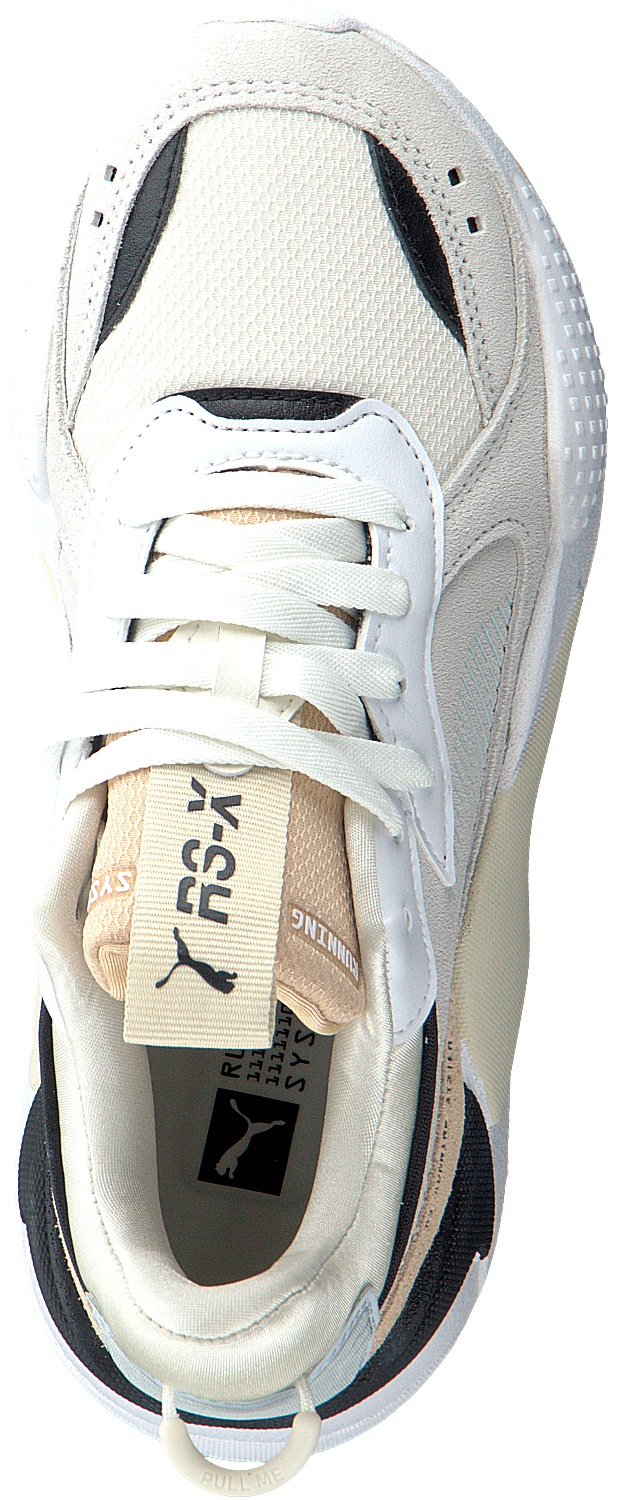 Witte PUMA Lage sneakers RS-X REINVENT WN'S   Omoda
